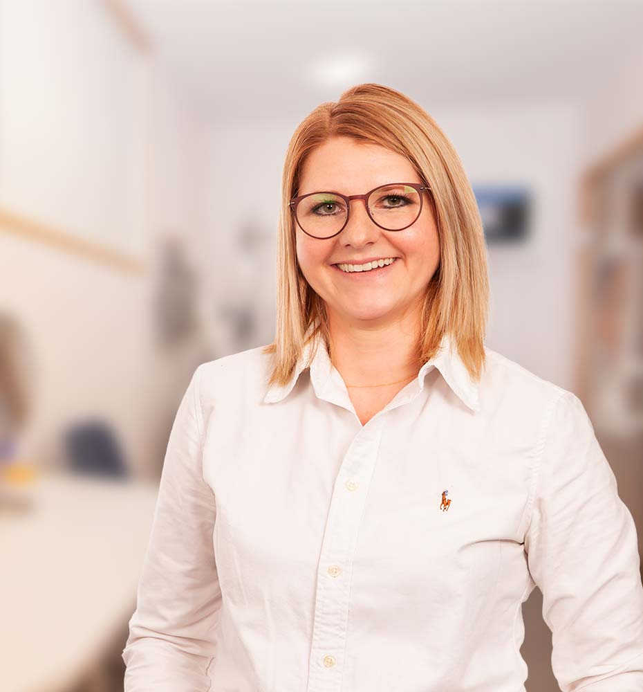 Dorothee Stegmann, Augenoptikerin