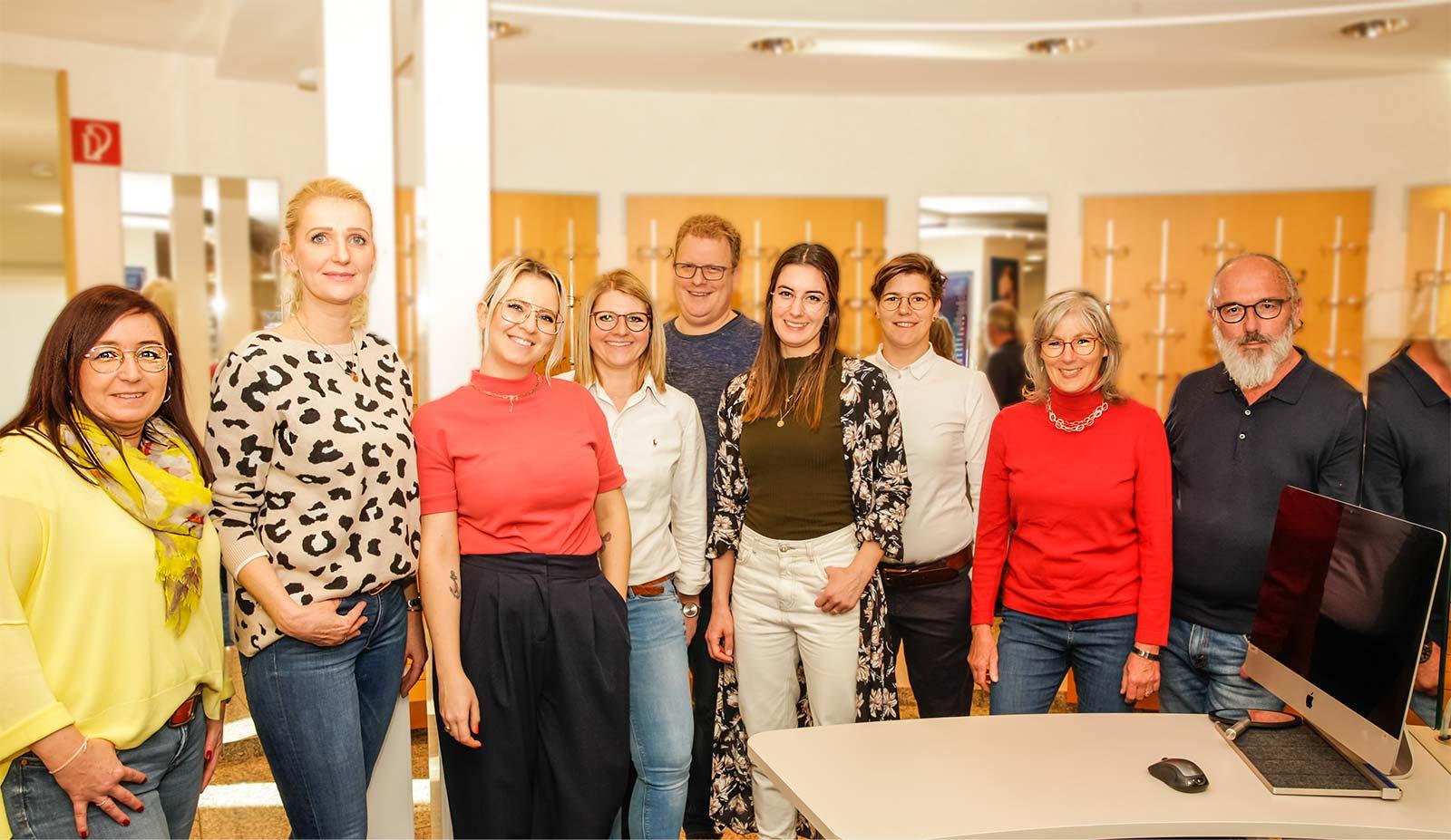 Augenoptik Hirt Team in Darmstadt Eberstadt