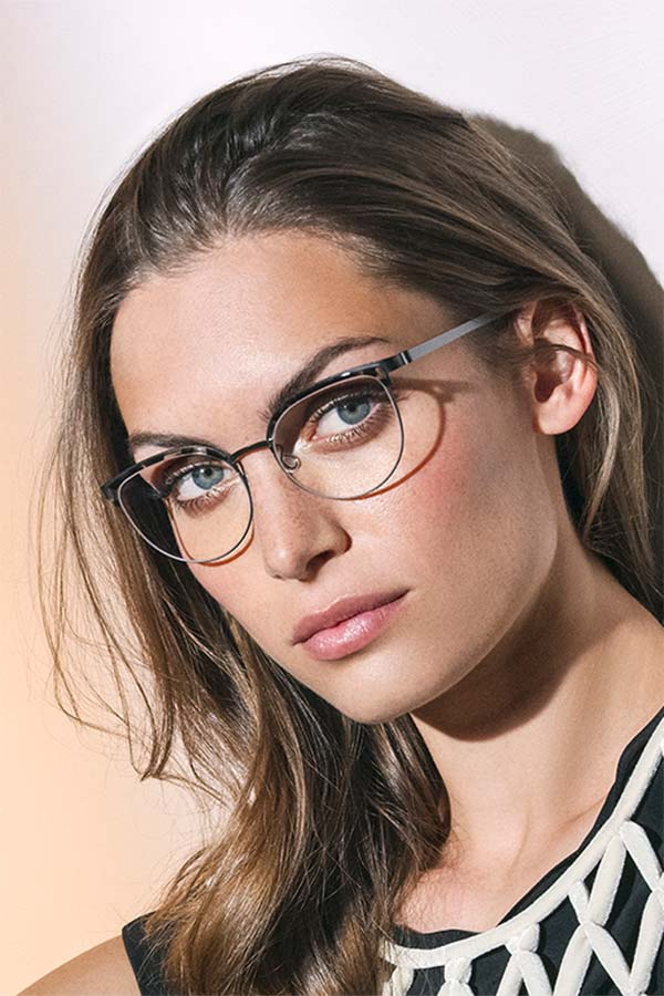 Lindberg Businessbrille Damen
